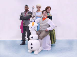 Upper Darby Summer Stage Presents Sold Out Performances Of FROZEN, JR.