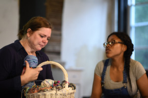 Throughline Theatre Presents 'NIGHT, MOTHER