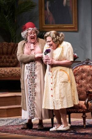 Agatha Christie Expert To Speak Following Performance of A MURDER IS ANNOUNCED July 26