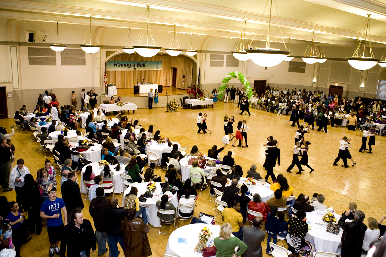 Having A Ball CPS Ballroom Dance Competition Announces Winners