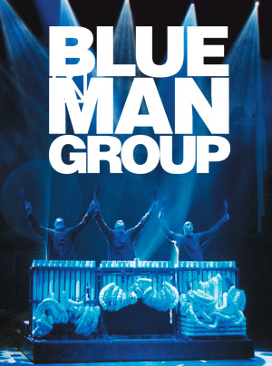 Blue Man Group Ads Set To Spark Broadway Controversy With Wicked/Shrek