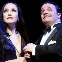 Photo Flash: First Production Shots of THE ADDAMS FAMILY in Chicago