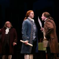 Review - 1776:  SPOILER:  They vote in favor of independence