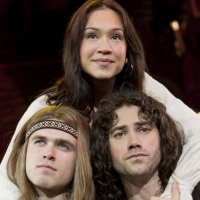 Photo Flash: The New Cast of HAIR on Broadway!