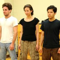 Photo Flash: 13P's 'Monstrosity' In Rehearsal