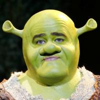 Photo Flashback: Ben Crawford is SHREK THE MUSICAL's 'Big, Bright & Beautiful' New Leading 'Ogre'