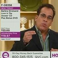 HE SHOOTS, HE SCORES! Richard Jay-Alexander Back to QVC for Round II with New Streisand CD