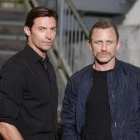 A STEADY RAIN's Hugh Jackman & Daniel Craig Featured in TIME Magazine