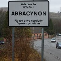 Photo Flash: MAMMA MIA! Fans in Wales Rally for ABBA-Inspired Town Name Changes