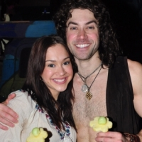 Photo Coverage: HAIR Celebrates 1 Year on Broadway