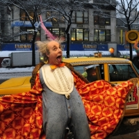 Photo Coverage: Beacon Theatre Welcomes Cirque Du Soleil's BANANA SHPEEL