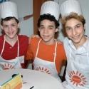 Photo Coverage: Kulish, Alvarez, & Kowalik Reunite for BILLY ELLIOT Celebrity Cook-Off