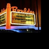 Boulder Theatre Announces Upcoming Shows
