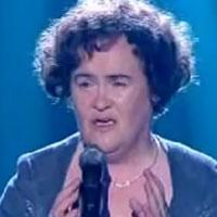 STAGE TUBE: Britain's Got Talent Final - Susan Boyle Sings 'I Dreamed a Dream'