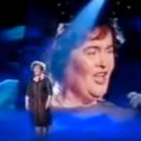 STAGE TUBE: Susan Boyle Sings 'MEMORY' on 'TALENT' Semi-Finals!