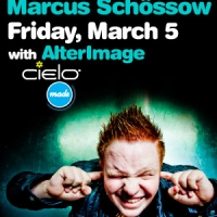 Made Event Presents DJ Marcus Schössow at Cielo, 3/5