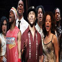 Photo Flash: Corbin Bleu Joins IN THE HEIGHTS