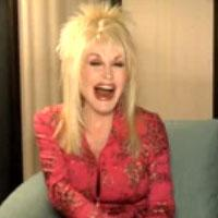 STAGE TUBE: Dolly Parton Reacts to Her '9 to 5' TONY Nomination
