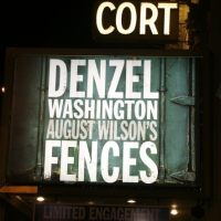 UP ON THE MARQUEE: FENCES!