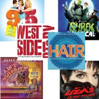 Ain't Misbehavin', Hair, 9 to 5, Shrek, West Side Story, Liza Nominated for GRAMMY Awards