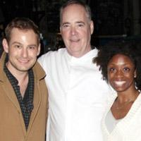 Photo Coverage: MEMPHIS Opening Night on Broadway - The Gyspy Robe Ceremony!