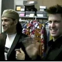 BWW TV: Fashionista: HAIR Backstage Tony Tux Fitting Sneak Peek!