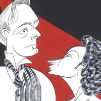 BWW SPECIAL FEATURE: Ken Fallin Illustrates - IN THE NEXT ROOM