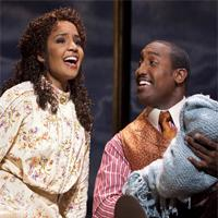 Photo Flash: 'Journey On' RAGTIME Returns to Broadway at the Neil Simon Theatre