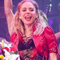 Photo Coverage: Kerry Butler And Tom Lenk Join Broadway's ROCK OF AGES - Curtain Call!