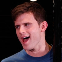 Photo Flash: Kyle Dean Massey Joins NEXT TO NORMAL