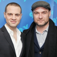 Photo Flash: Liev Schreiber & Jordan Roth in 'Broadway Talks' Discussion