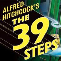 THE 39 STEPS To Close on January 10, 2010