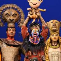Disney's THE LION KING Performs On ABC's 'Dancing With The Stars' 9/23
