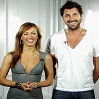 STAGE TUBE: BURN THE FLOOR Stars Maks And Karina Tell '7 Things' to NEWSWEEK
