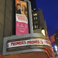 UP ON THE MARQUEE: PROMISES, PROMISES!