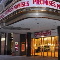 Photo Coverage: PROMISES, PROMISES Marquee Revealed Part 1!