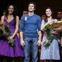Broadway Beat - Natasha Richardson, 'BLITHE', 'reasons' Rehearses and WEST SIDE STORY! Video