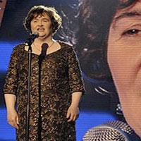 STAGE TUBE: Susan Boyle Talks About Singing 'Memory' On 'TALENT' Pre-Final