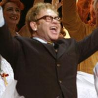 Broadway Beat's Priceless Spotlight - Elton John Video