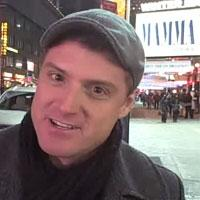 BWW TV: MAMMA MIA! Star Sean Allan Krill 'FLIPS' Part One