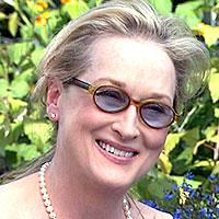 STAGE TUBE: Meryl Streep Chats 'JULIE & JULIA' To ET