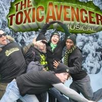 Photos: TOXIC AVENGER Visits Bryant Park