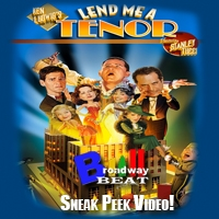 BWW TV: Broadway Beat Sneak Peek at LEND ME A TENOR
