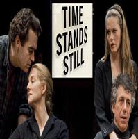 Photo Flash: TIME STANDS STILL Closes Tonight