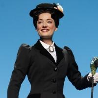 Photo Flash: Laura Michelle Kelly and Christian Borle Star In MARY POPPINS