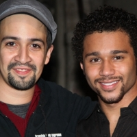 Photo Coverage: Backstage with Corbin Bleu at IN THE HEIGHTS