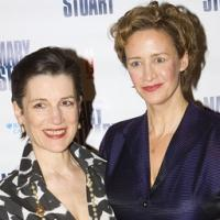 Photo Coverage: Donmar Warehouse's 'MARY STUART' Celebrates Opening Night on Broadway