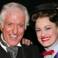 Photo Flash: Dick Van Dyke Returns to his MARY POPPINS Roots with Cameo Appearance at Ahmanson Theatre
