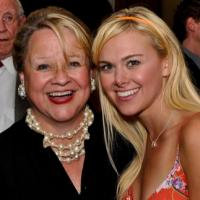 Photo Flash: Laura Bell Bundy Gets A Surprise On LEGALLY BLONDE Tour!