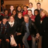 Photo Coverage: Jersey Boys with Oklahoma Sooners Womens Basketball Team